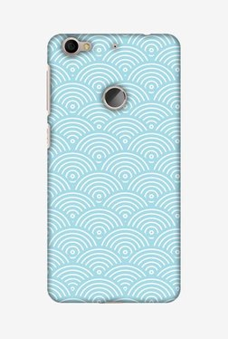 Amzer Overlapped Circles Hard Shell Designer Case For Le 1s Eco/1s