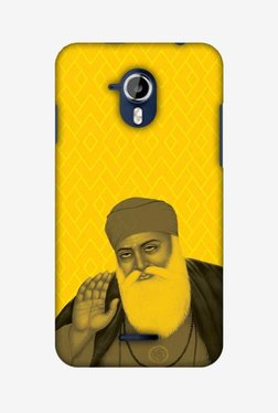 Amzer Almighty Nanak Hard Shell Designer Case For Micromax Canvas Magnus
