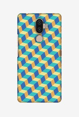 Amzer Hexamaze 6 Hard Shell Designer Case For Lenovo K8 Note