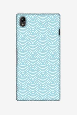 Amzer Overlapped Circles Hard Shell Designer Case For Sony Xperia Z1 L39h