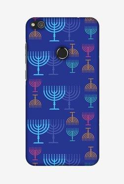 Amzer Hanukkah Pattern 2 Designer Case For Huawei P8 Lite