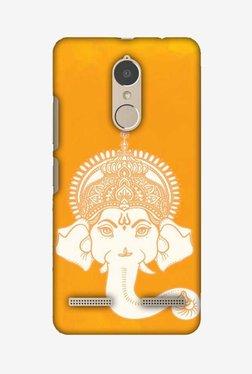 Amzer Almighty Ganesha Hard Shell Designer Case For Lenovo K6/K6 Power