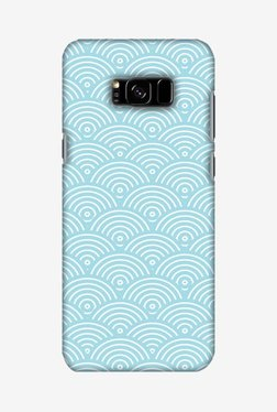 Amzer Overlapped Circles Hard Shell Designer Case For Samsung S8 Plus