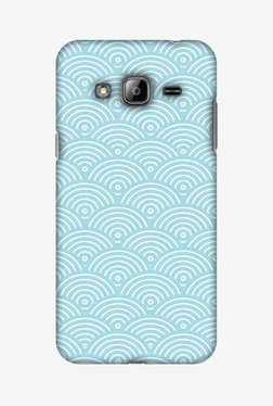Amzer Overlapped Circles Hard Shell Designer Case For Samsung J2
