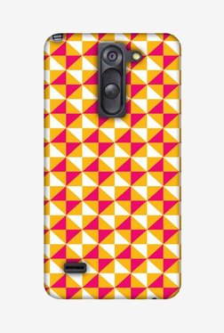 Amzer Hexamaze 3 Hard Shell Designer Case For LG G3 Stylus