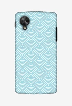 Amzer Overlapped Circles Hard Shell Designer Case For Nexus 5
