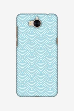 Amzer Overlapped Circles Hard Shell Designer Case For Huawei Y5