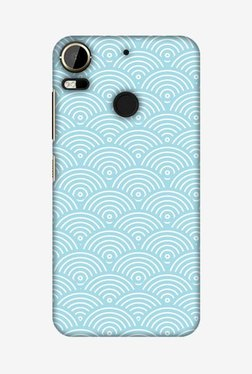 Amzer Overlapped Circles Hard Shell Designer Case For HTC Desire 10 Pro