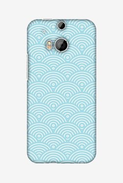 Amzer Overlapped Circles Hard Shell Designer Case For HTC One M8/M8 EYE/M8s