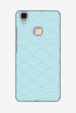 Amzer Overlapped Circles Hard Shell Designer Case For Vivo V3Max