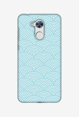 Amzer Overlapped Circles Hard Shell Designer Case For Honor Holly 4/Honor 6A