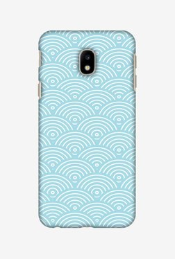 Amzer Overlapped Circles Hard Shell Designer Case For Samsung J3 Pro