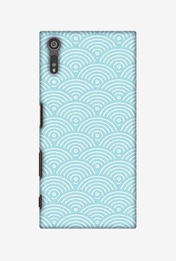 Amzer Overlapped Circles Hard Shell Designer Case For Sony Xperia XZ