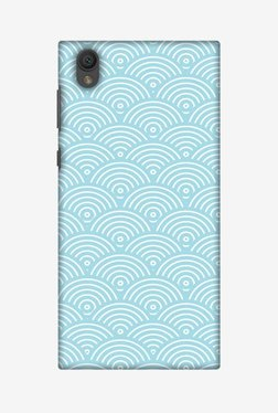 Amzer Overlapped Circles Hard Shell Designer Case For Sony Xperia L1