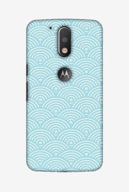 Amzer Overlapped Circles Hard Shell Designer Case For Moto G4/G4 Plus
