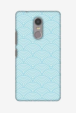 Amzer Overlapped Circles Hard Shell Designer Case For Lenovo K6 Note