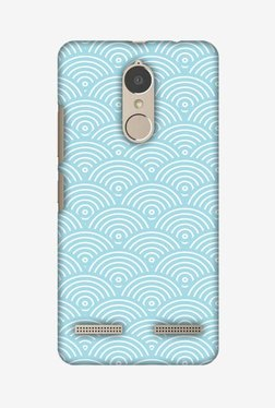 Amzer Overlapped Circles Hard Shell Designer Case For Lenovo K6/K6 Power