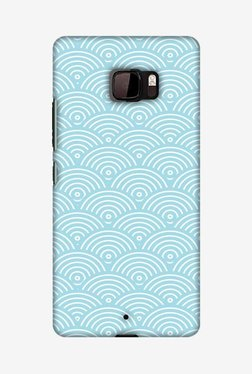 Amzer Overlapped Circles Hard Shell Designer Case For HTC U Ultra