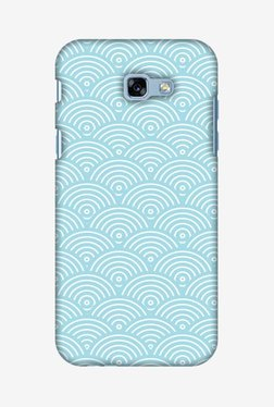 Amzer Overlapped Circles Hard Shell Designer Case For Samsung A5 2017