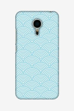 Amzer Overlapped Circles Hard Shell Designer Case For Meizu MX5