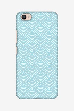 Amzer Overlapped Circles Hard Shell Designer Case For Vivo V5 Plus