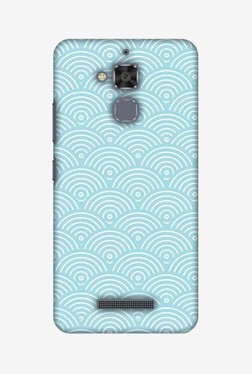 Amzer Overlapped Circles Hard Shell Designer Case For Asus ZenFone 3 Max