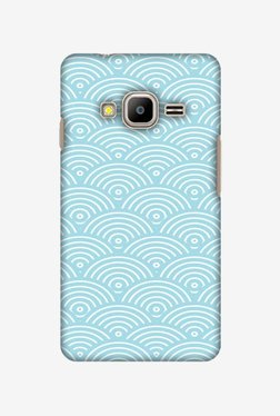 Amzer Overlapped Circles Hard Shell Designer Case For Samsung Z2