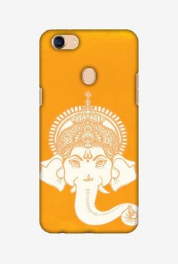 Amzer Almighty Ganesha Hard Shell Designer Case For Oppo F5/F5 Youth