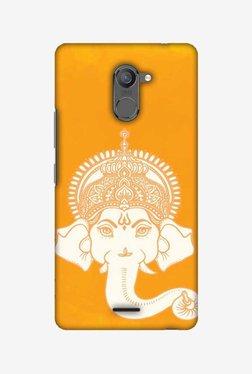 Amzer Almighty Ganesha Hard Shell Designer Case For Infinix Hot 4 Pro