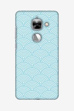 Amzer Overlapped Circles Hard Shell Designer Case For LeEco Le Max 2