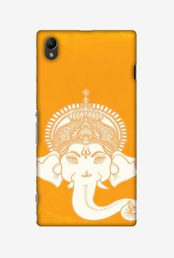 Amzer Almighty Ganesha Hard Shell Designer Case For Sony Xperia Z1 L39h