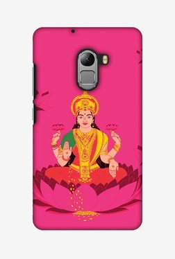 Amzer Almighty Laxmi Hard Shell Designer Case For Lenovo A7010/K4 Note