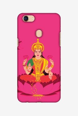 Amzer Almighty Laxmi Hard Shell Designer Case For Oppo F5/F5 Youth
