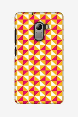 Amzer Hexamaze 3 Hard Shell Designer Case For Lenovo A7010/K4 Note