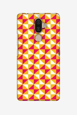 Amzer Hexamaze 3 Hard Shell Designer Case For Lenovo K8 Note