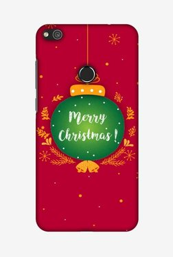 Amzer Christmas Designer Case For Huawei P8 Lite