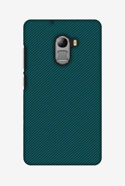 Amzer Shaded Spruce Texture Hard Shell Designer Case For Lenovo A7010/K4 Note