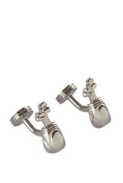 Forst Silver Golf Kit Metal Cufflinks