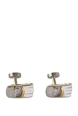 Forst Silver Car Metal Cufflinks