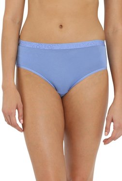 1726f9a5825 Jockey Iris Blue Cotton Hipster Panty - 3001