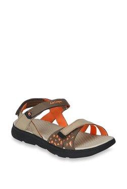 Lee Cooper Beige Floater Sandals