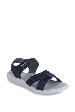Lee Cooper Navy Floater Sandals