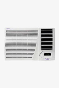 Voltas 1.5 Ton 2 Star (BEE rating 2018) 182 CZN Copper Window AC (White)
