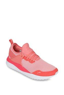 Puma Vega Evo Collar Shell Pink Sneakers