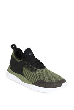 Puma Pacer Next Cage GK Capulet Olive   Black Training Shoes fd344b7f9