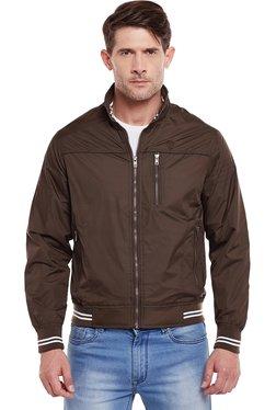 Duke Brown Regular Fit Jacket