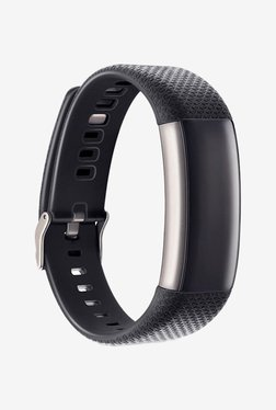 Syska SF-27 Pro Smart Fitness Band With Heart Rate Monitor (Black)
