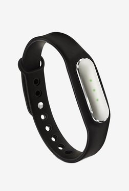 Syska SF-01 Zing Smart Fitness Band (Black)