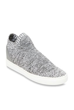 76ff95fa258b Steve Madden Sly Grey Ankle High Sneakers