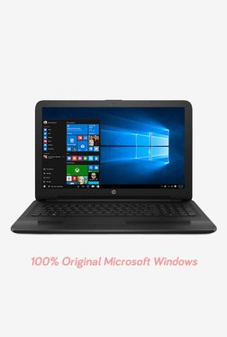 HP 15-AY016TU (Celeron/4GB/500GB/39.62cm(15.6)/Win10) Black image
